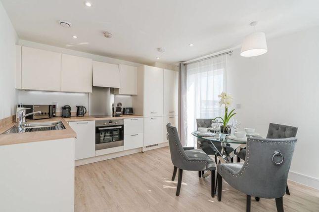 Thumbnail Flat to rent in Chapel Riverside, Southampton