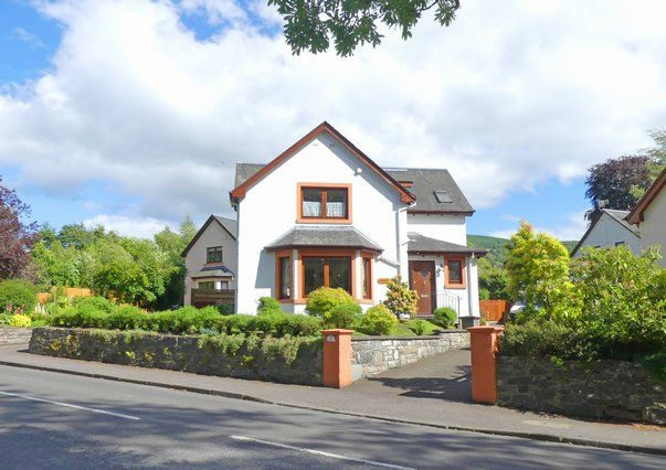 Thumbnail Detached house for sale in Kenmore Road, Aberfeldy