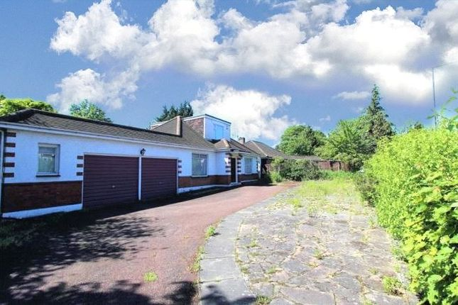 Thumbnail Detached bungalow for sale in Forty Lane, Wembley