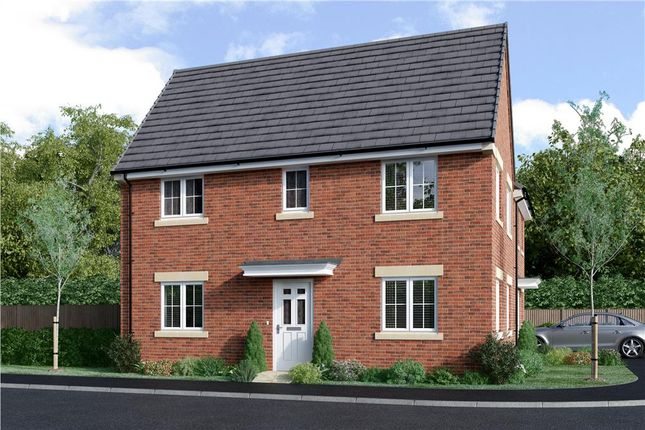 "Thumbnail Semi-detached house for sale in ""Wyre"" at Bryning Lane, Warton, Preston"