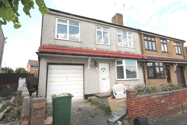 Thumbnail Semi-detached house to rent in Dryhill Road, Belvedere