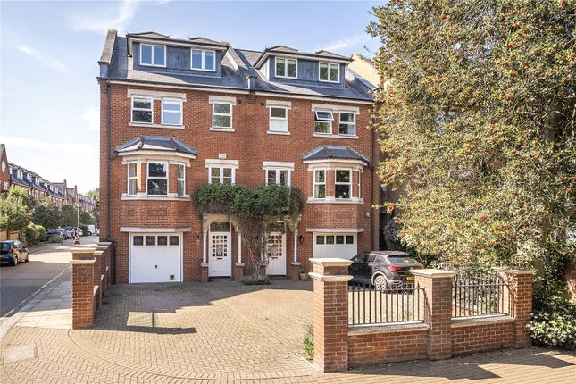 Thumbnail Semi-detached house for sale in Clapham Common West Side, London