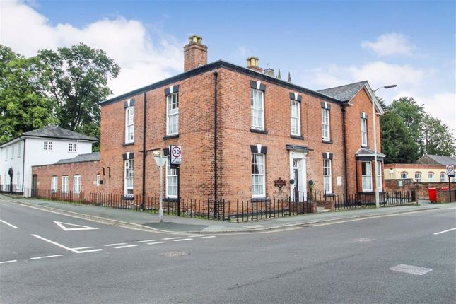 Thumbnail Detached house for sale in Upper Brook Street, Oswestry