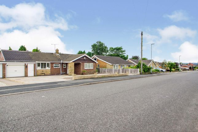 3 bed semi-detached bungalow for sale in Hemmingfield Road, Worksop S81