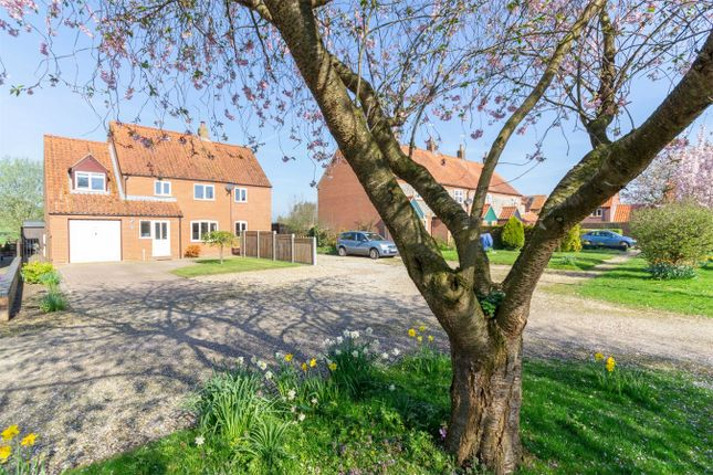 Thumbnail Detached house for sale in Batterby Green, Hempton, Fakenham