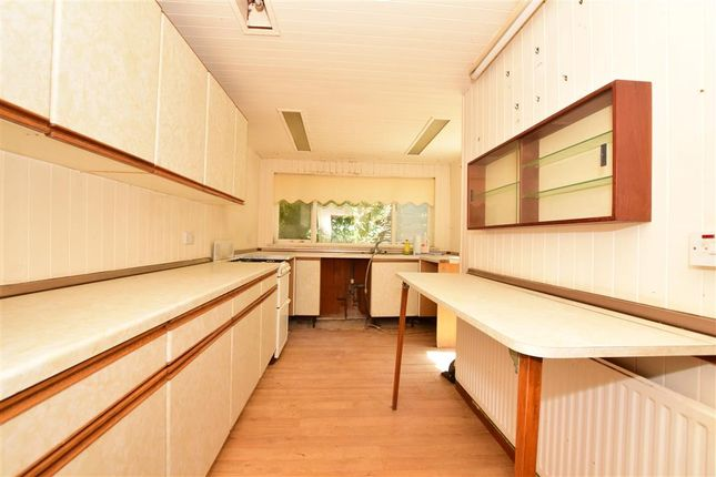 Thumbnail Detached bungalow for sale in Red Road, Warley, Brentwood, Essex