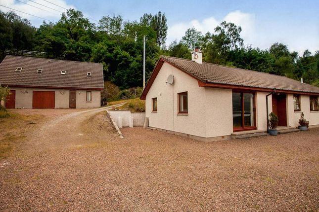 Thumbnail Bungalow for sale in Letters, Lochbroom, Garve