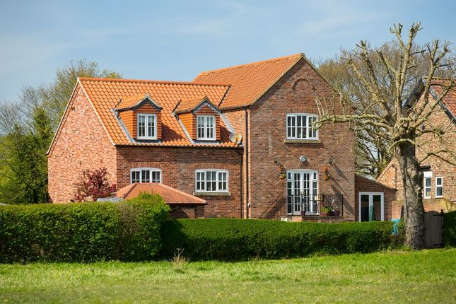 4 bed detached house for sale in York Road, Stillingfleet, York YO19