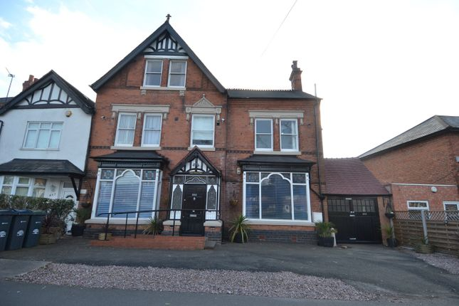 Thumbnail Semi-detached house for sale in Stratford Road, Hall Green, Birmingham