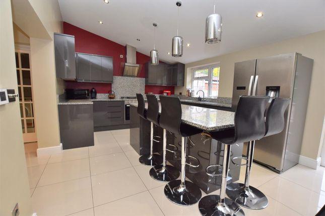 Breakfast Kitchen Area