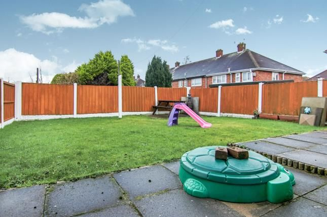 Garden of Poulsom Drive, Bootle, Liverpool, Merseyside L30