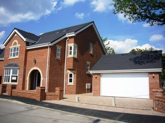 Thumbnail Detached house for sale in Middlewood Road, High Lane, Stockport, Greater Manchester