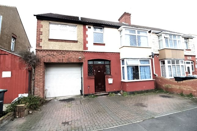 Thumbnail Semi-detached house for sale in Sherwood Road, Luton