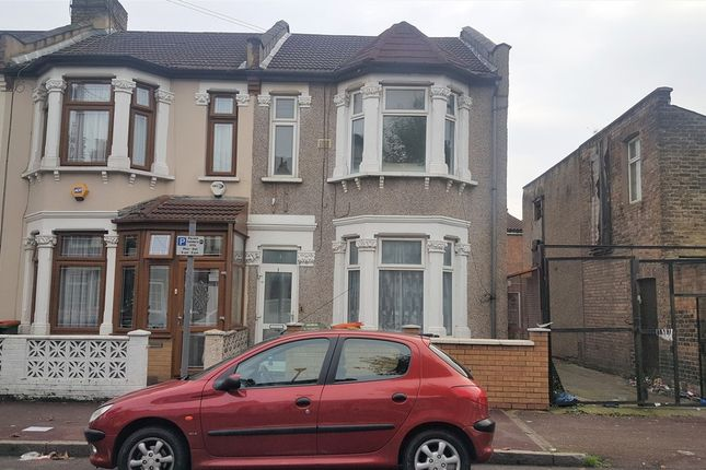 Thumbnail End terrace house to rent in Coleridge Avenue, London