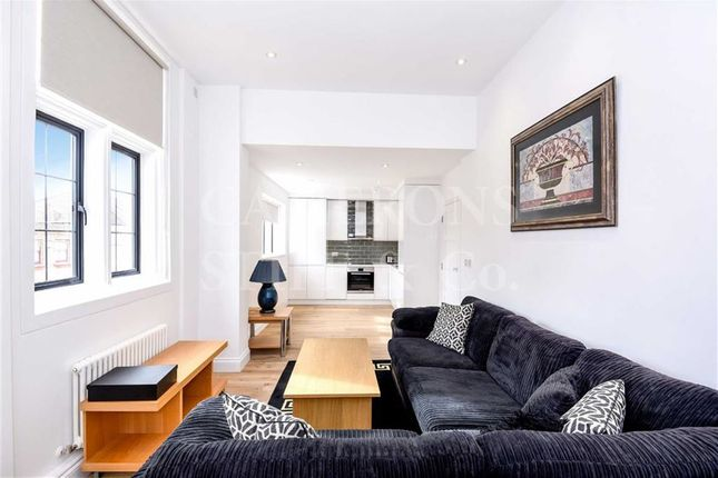 Thumbnail Flat to rent in The Library, Bathurst Gardens, Kensal Rise, London