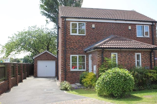 Thumbnail Semi-detached house to rent in Ely Park, Hull