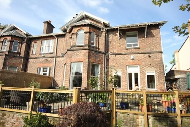 Thumbnail Semi-detached house to rent in Poplar Road, Oxton, Wirral