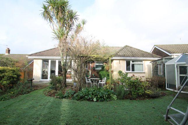 Thumbnail Detached bungalow for sale in Trehill Road, Ivybridge