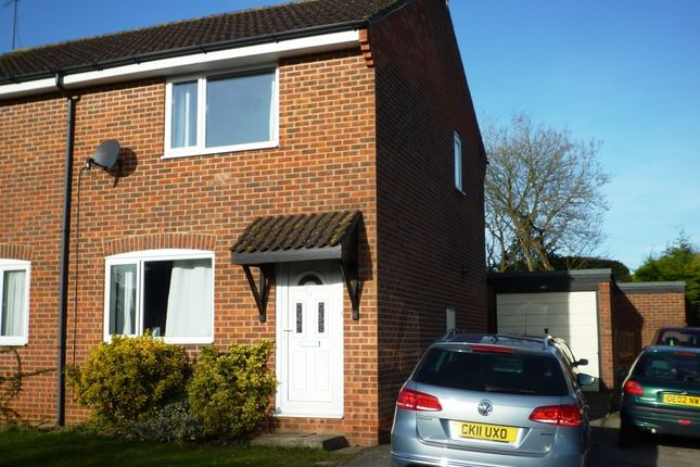 Thumbnail Semi-detached house to rent in Barn Close, Corsham