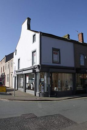 Thumbnail Office for sale in South William Street/Vulcans Lane, 1, Workington
