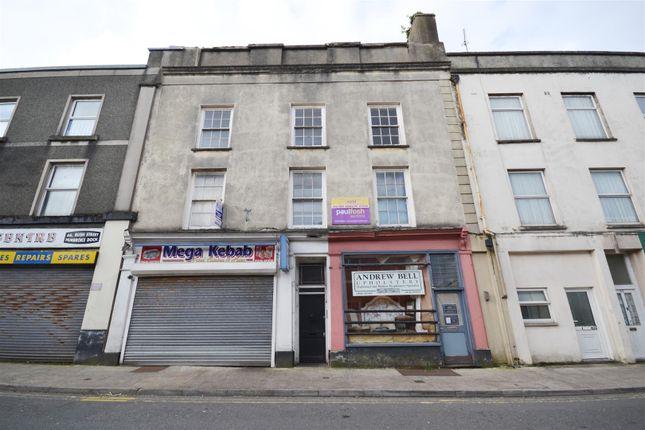 Thumbnail Flat for sale in Bush Street, Pembroke Dock