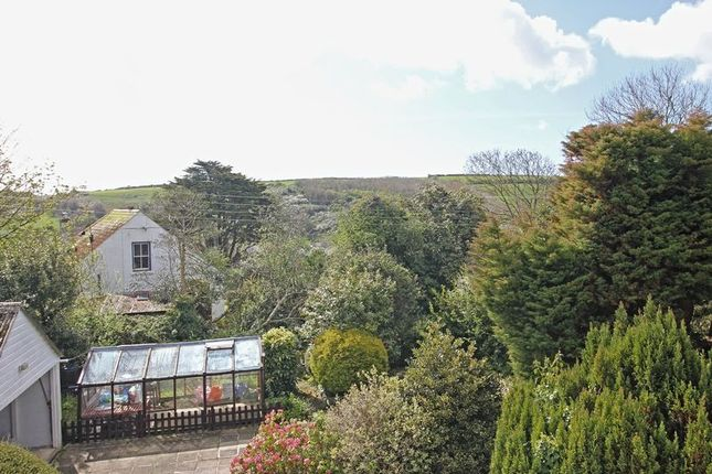 Country View of Bell Hill, Gorran Haven, St. Austell PL26