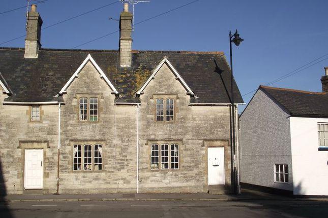 Thumbnail End terrace house for sale in High Street, Puddletown, Dorchester, Dorset