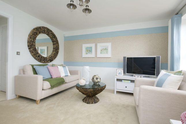 """Thumbnail End terrace house for sale in """"Kendal"""" at Beggars Lane, Leicester Forest East, Leicester"""