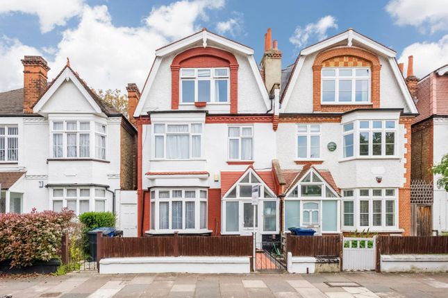 Thumbnail Flat for sale in Rusthall Avenue, London