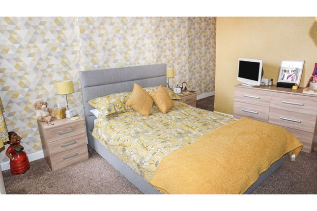 Bedroom Two of Sheffield Road, Sutton Coldfield B73