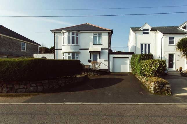 Thumbnail Detached house for sale in Tregos Road, Carbis Bay, St. Ives, Cornwall