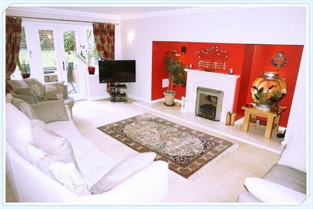 Thumbnail Detached house for sale in Yeldside Gardens, Cleobury Mortimer, Kidderminster