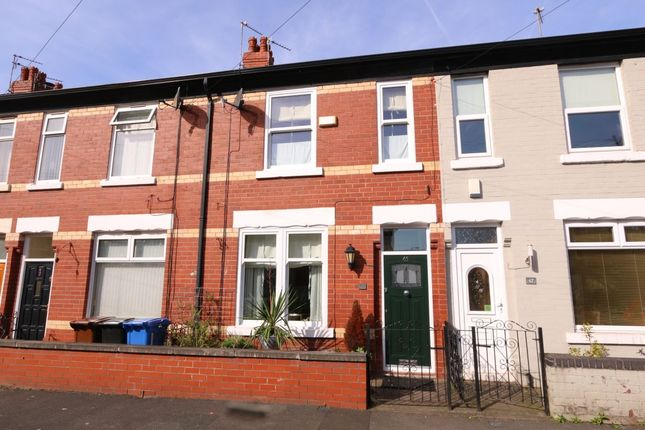 Thumbnail Terraced house for sale in Carna Road, Stockport