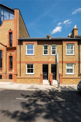 Thumbnail Terraced house for sale in The Set, Cabul Road, Battersea, London