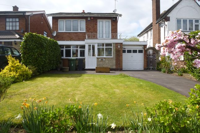 Thumbnail Property to rent in Leigh Road, Walsall