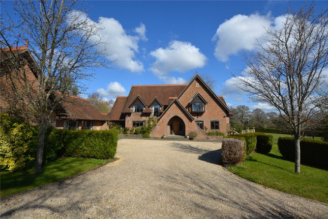 Thumbnail Detached house for sale in Rhinefield Road, Brockenhurst, Hampshire