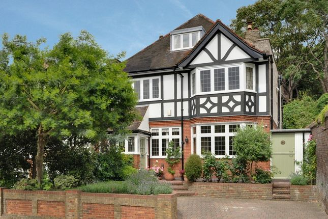 Thumbnail Detached house for sale in Maze Hill, London