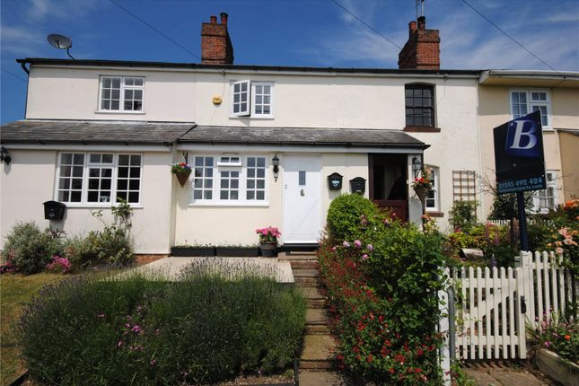 Thumbnail Terraced house for sale in Grange Road, Wickham Bishops, Witham, Essex