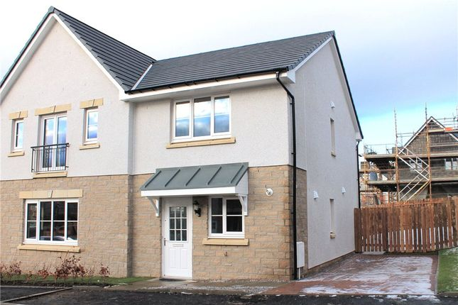 Thumbnail Semi-detached house to rent in 14 Skene Crescent, Westhill