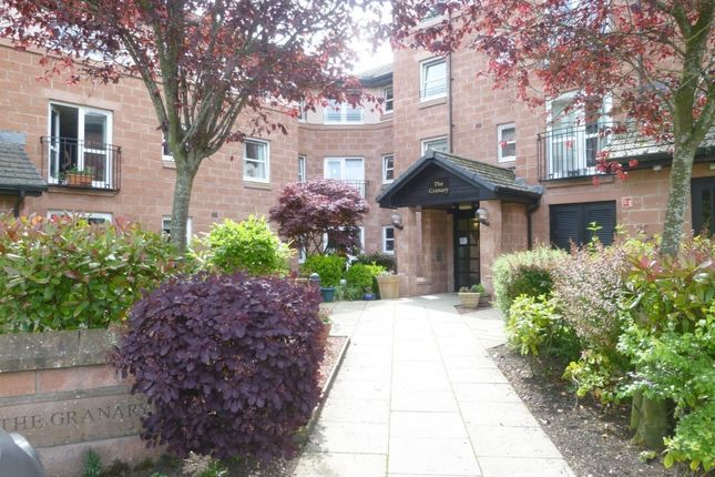 Thumbnail Flat for sale in 48 The Granary, Glebe Street, Dumfries