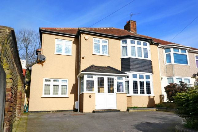 Thumbnail Semi-detached house for sale in St Andrews Avenue, Wembley, Middlesex