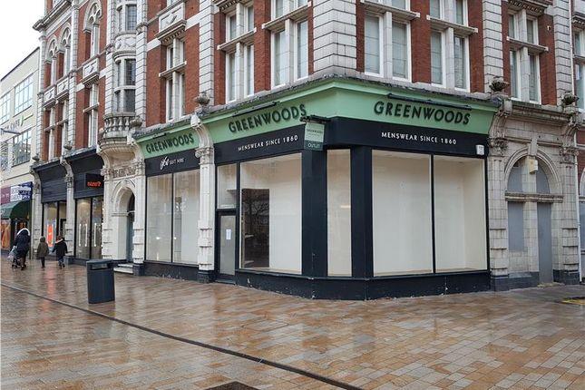 Retail premises to let in 61-69 Jameson Street, Hull