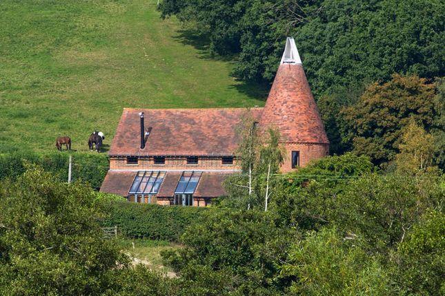 Thumbnail Detached house to rent in Blackham, Tunbridge Wells