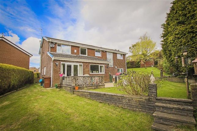 Thumbnail Detached house for sale in Dobbin Close, Rawtenstall, Rossendale