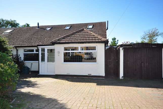 Thumbnail Semi-detached house to rent in Springfield Road, Larkfield, Aylesford