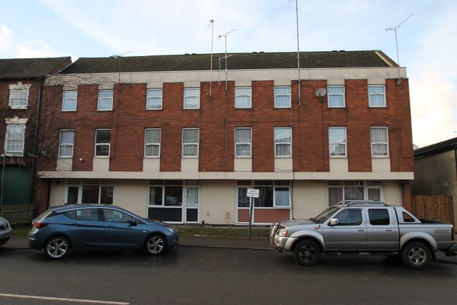 Thumbnail Flat to rent in Coleshill Road, Atherstone