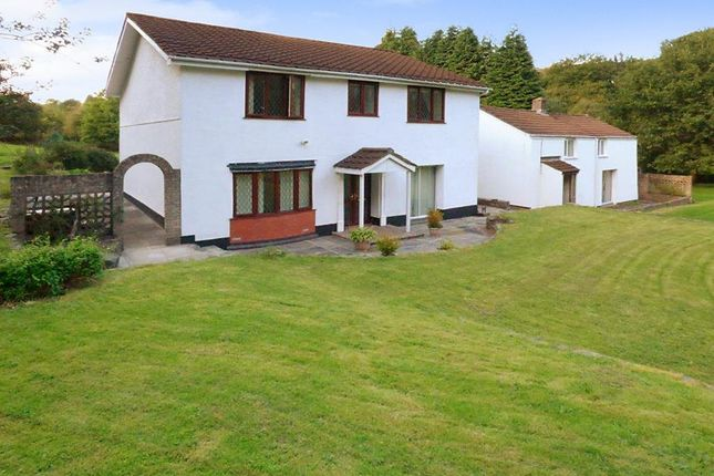 Thumbnail Detached house for sale in Heathfield, Tredegar