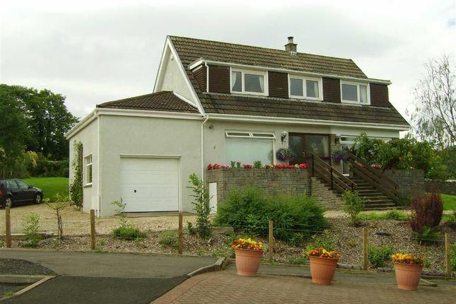 Thumbnail Detached house for sale in Beatock Place, Inverkip Greenock, Renfrewshire