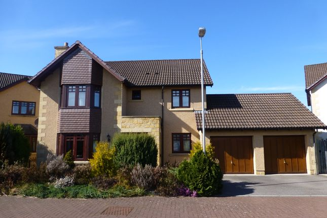 Thumbnail Detached house for sale in Brucelands, Elgin
