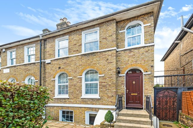 Thumbnail Semi-detached house for sale in Lower Road, London